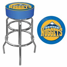 NBA Padded Swivel Bar Stool