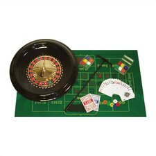 "16"" Deluxe Roulette Set with Accessories"