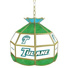 "NCAA 16"" Stained Glass Tiffany Lamp"