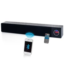 Bluetooth 2.1 Soundbar Speaker System