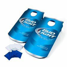 Bud Light Can Bean Bag Toss
