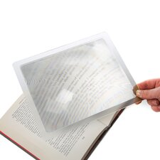 Magnifying Plastic Sheet