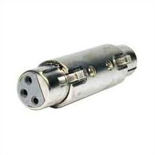 3-Pin XLR Jack to Jack, Barrel
