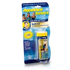 Select Refills Pool and Spa Test Strip