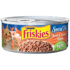 Classic Pate Special Diet Beef and Chicken Wet Cat Food (5.5-oz can, case of 24)