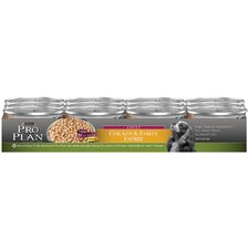 Adult Mini Morsels Chicken and Barley Dog Food (5.5-oz, case of 24)