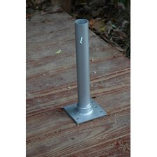 "4"" Flagpole Deck/Dock Mount"