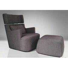 Guapo Swivel Armchair