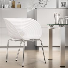 Circle Chair in White