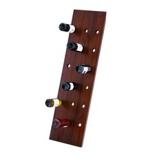 18 Bottle Hanging Wine Rack