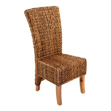 Abaca Leaf Side Chair