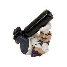 Polystone Chef Tabletop Wine Rack