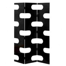Room Dividers Wood 3 Panel Screen