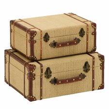 Travel Suitcase (Set of 2)