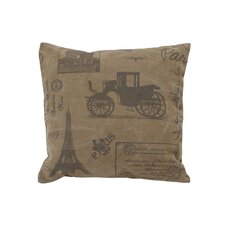 Cotton Decorative Pillow