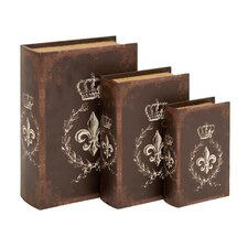 Book Box (Set of 3)