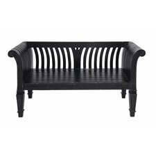 Edward Wood Entryway Bench