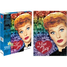 I Love Lucy Collage 1000 Piece Jigsaw Puzzle