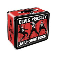 Elvis Presley Jailhouse Rock Lunch Box