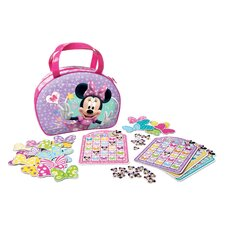 Disney Minnie Mouse Bowtique Bingo Game