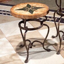 Metalworks Small End Table