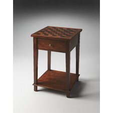 Loft Arthur Solid Wood Game Table