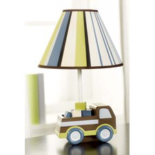 Mosaic Transport Table Lamp