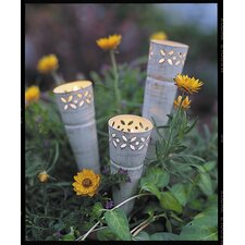 Nested Cone Tea Lights (Set of 3)