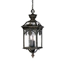 Belmont 3 Light Outdoor Hanging Lantern