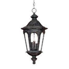 Wyndham 3 Light Outdoor Hanging Lantern
