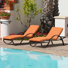 Tikka Deco Lounge with Cushions (Set of 2)