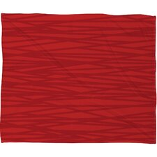 Khristian A Howell Rendezvous 9 Polyester Fleece Throw Blanket