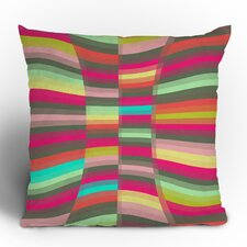 Jacqueline Maldonado Spectacle Polyester Throw Pillow