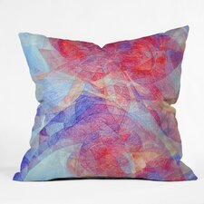 Jacqueline Maldonado Sweet Rift Indoor / Outdoor Polyester Throw Pillow