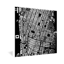 CityFabric Inc NYC Gallery Wrapped Canvas