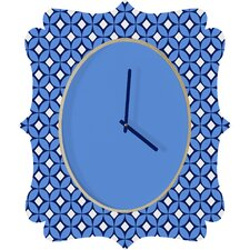 Caroline Okun Blueberry Clock