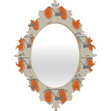 Mummysam Bicycles Baroque Mirror