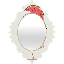 Jose Luis Guerrero Watermelon Baroque Mirror