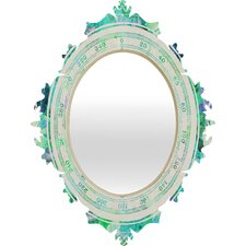 Bianca Follow Your Own Path Mint Mirror