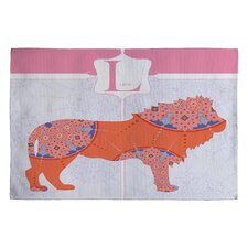 Jennifer Hill Miss Lion Kids Rug