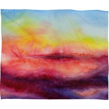 Jacqueline Maldonado Kiss Of Life Polyester Fleece Throw Blanket