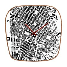 CityFabric Inc NYC Clock