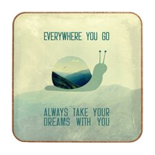 Belle13 Always Take Your Dreams With You Wall Art