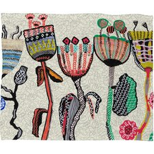 Mikaela Rydin Parads Polyesterrr Fleece Throw Blanket