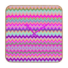 Amy Sia Chevron 2 Clock