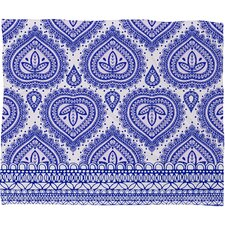 Aimee St Hill Decorative Polyesterrr Fleece Throw Blanket