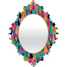 Vy La Love Birds 1 Baroque Mirror
