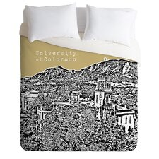 Bird Ave University Duvet Collection