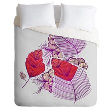 Gabi Sea Leaves Duvet Cover Collection