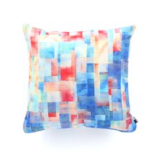 Jacqueline Maldonado Torrentremix Polyester Throw Pillow
